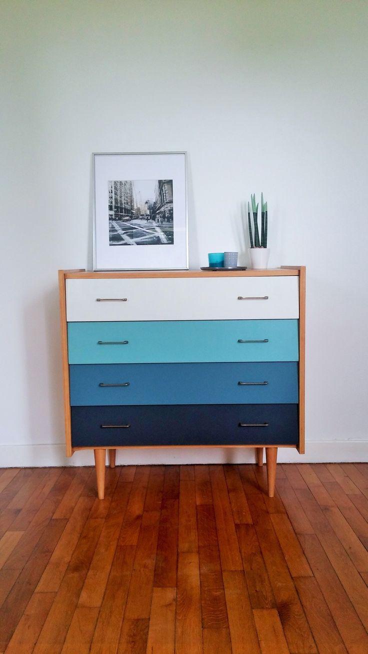 best 25 commode vintage ideas on pinterest top drawer. Black Bedroom Furniture Sets. Home Design Ideas