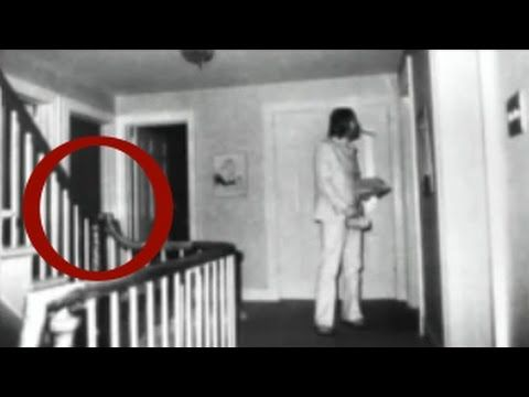 AMITYVILLE MURDERS: Scary ghost caught on tape | Amityville scary videos