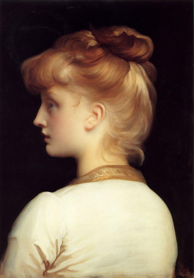 A Girl  - Frederic Leighton