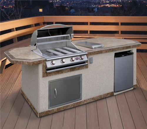 Modular Bbq Outdoor Kitchen: 167 Best Images About Modular Outdoor Kitchen Units On