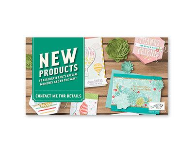Get some awesome new products for the spring/summer season direct from my on-line shop.