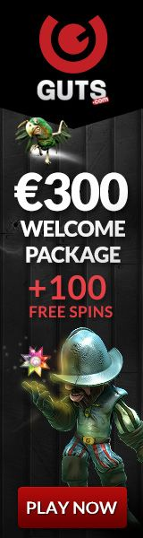 Guts Casino, new, exciting and offers fast payouts http://www.fivestarcasinos.com