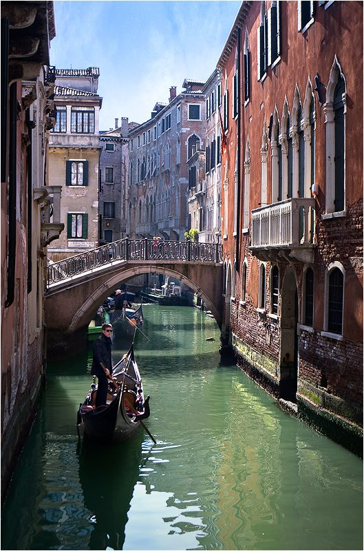 Venice, Italy - such a beautiful and romantic city