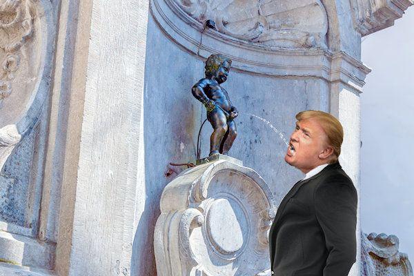 De Amerikaanse president Donald Trump is woensdagmiddag in Brussel aangekomen. Direct na aankomst bracht Trump een bezoek aan het wereldberoemde beeldje 'Manneken Pis'. Trump werd ontvangen door de Belgische koning Filip in het koninklijk paleis. Later spreekt de president nog met de Belgische premier Charles Michel. Trump heeft verder ontmoetingen met de leiders van Europese instellingen en de NAVO-top. Ondanks [...]