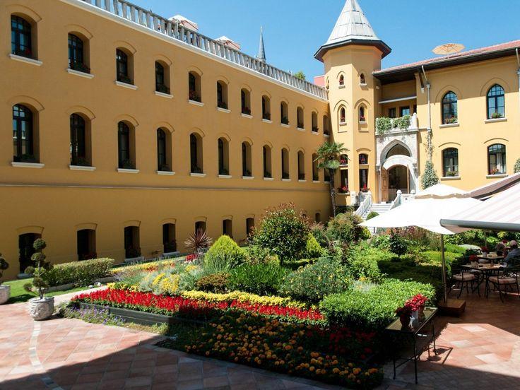 8. Four Seasons Hotel Istanbul at Sultanahmet, Sultanahmet, Istanbul, Turkey