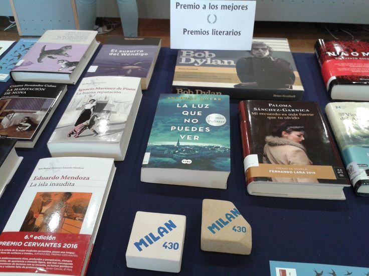 Premios literarios 2016/2017