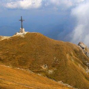 Marvelous Caraiman Cross in Romania