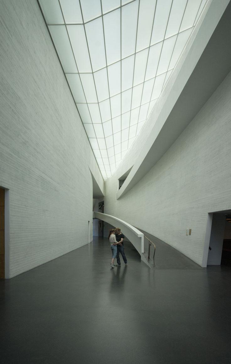 Steven Holl Architects, Alessandro Guida · Kiasma Museum · Divisare