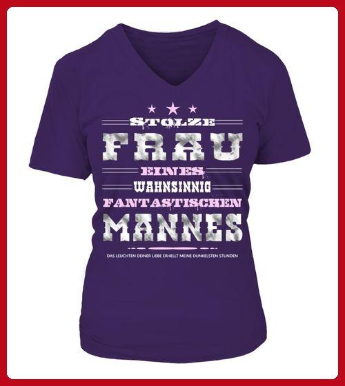 STOLZE FRAU - Shirts für paare (*Partner-Link)