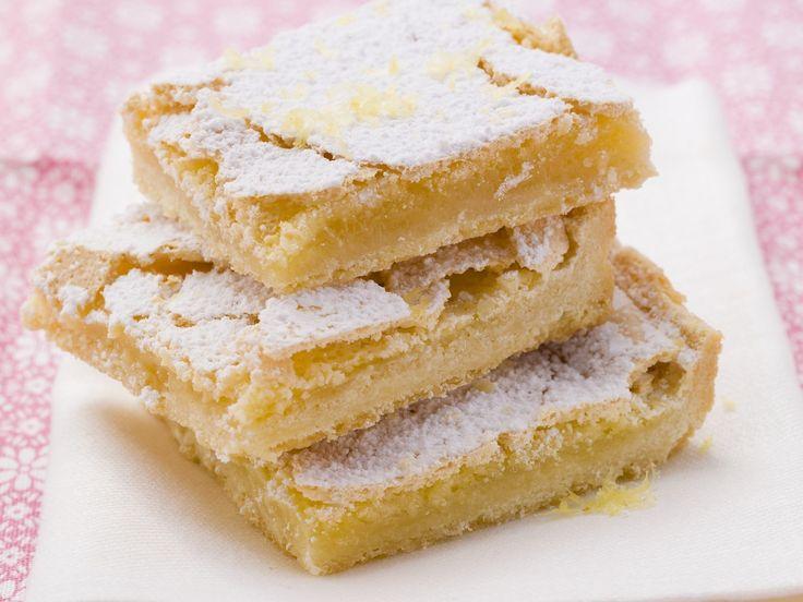 Zitronen-Blechkuchen | Zeit: 30 Min. | eatsmarter.de
