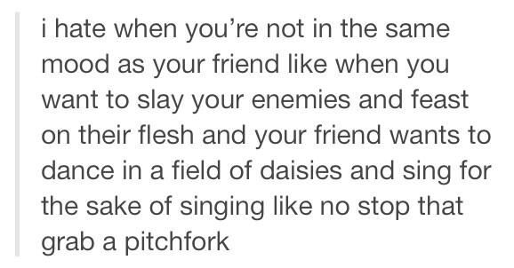 funny tumblr text post friends