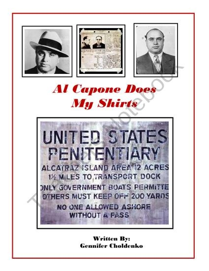 al capone does my shirts essay questions Unit taxonomy overview al capone does my shirts knowledge comprehension application analysis creative thinking evaluation plot give students.