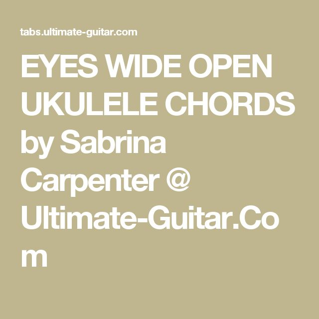 196 Best Uke Images On Pinterest Tablature Ukulele Chords And