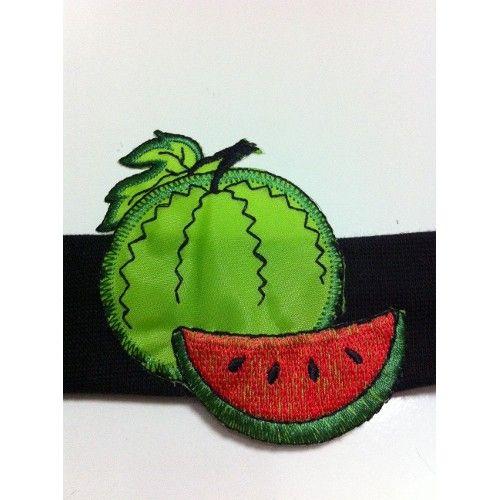 Paper Faces Yeşil Karpuz Aplikeli, Siyah, Bebek Saç Bandı 18,00 TL ile n11.com'da! Paper Faces Saç Aksesuarları fiyatı ve özellikleri, Bebek…