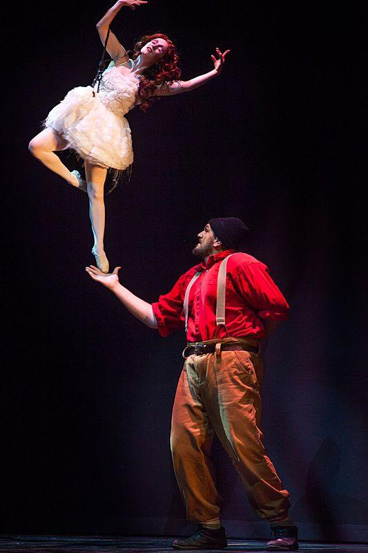 Le Monde est Fou - Cirque du Soleil - Photo: Olivier Croteau