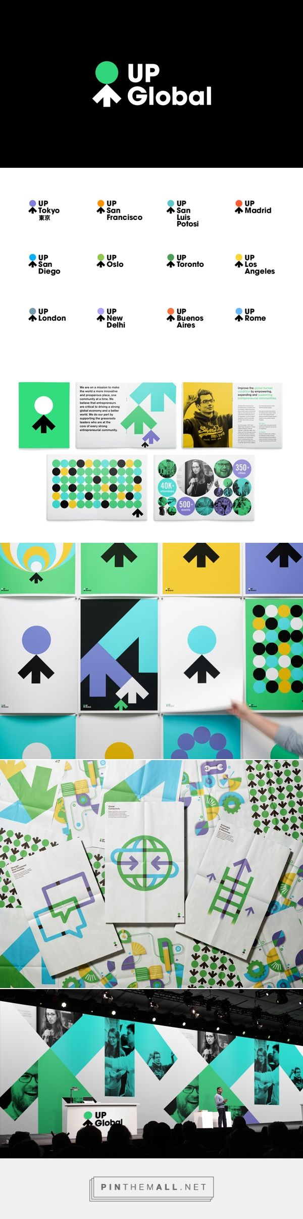 Up Global – Visual Identity System
