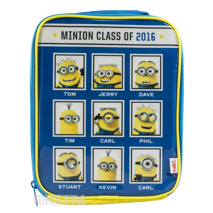 Despicable Me Lunch Bag from Funstra Toys