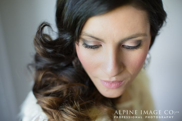 Subtle yet gorgeous: Make Up services at Element Edgewater Day Spa in Wanaka, New Zealand.