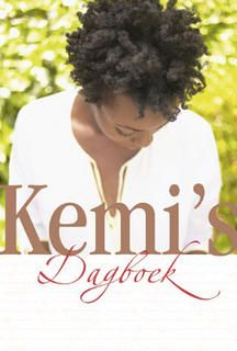 Dutch translation of my first book, 'Kemi Journal'. And no, that's not me on the cover