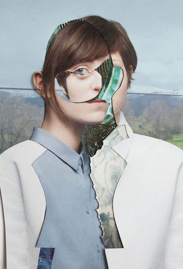 Ernesto Artillo's Collage Photography | Trendland: Fashion Blog & Trend Magazine