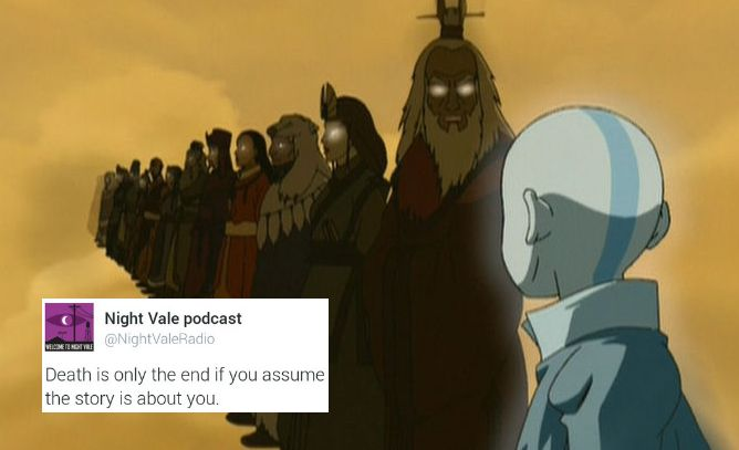 Text Posts + Avatar/LOK
