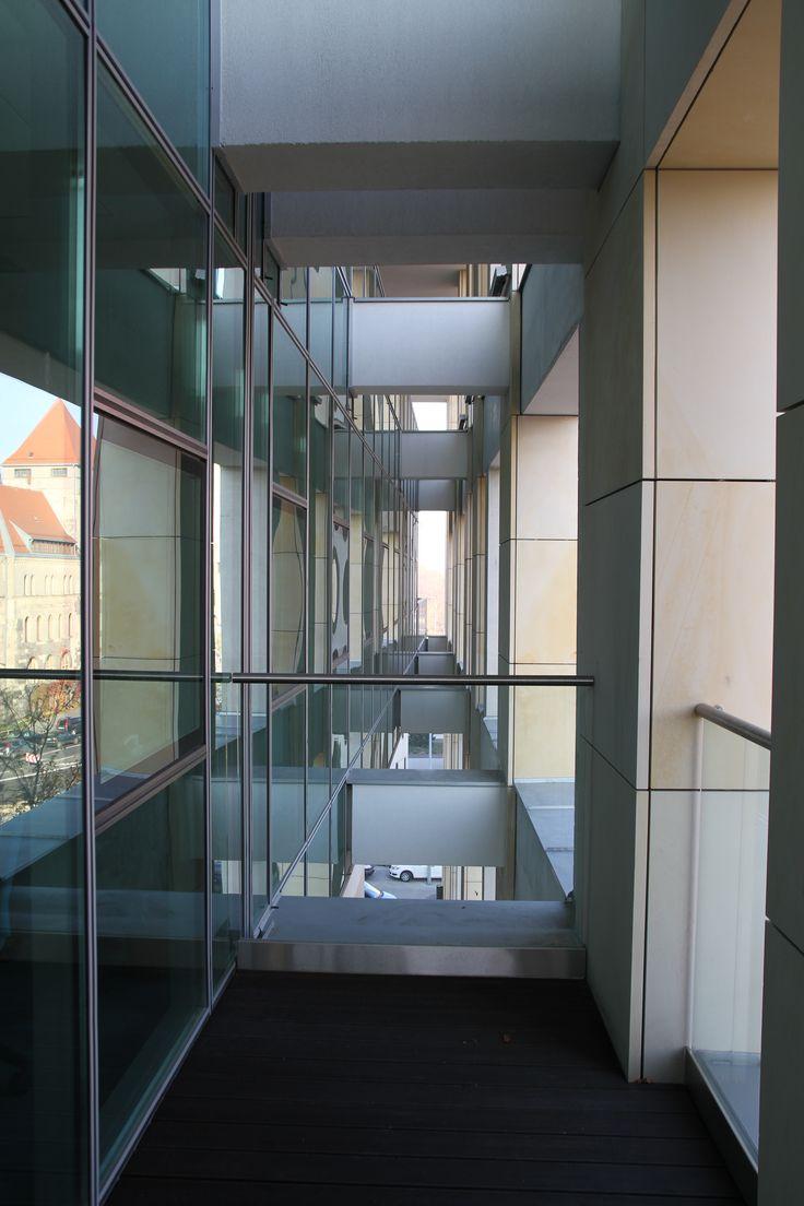 Takie widoki tylko z nowego budynku CEUE