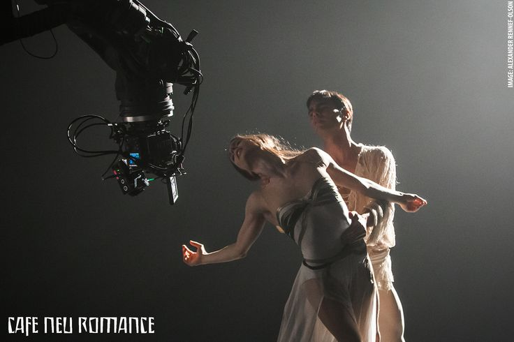 Ballet Meets Robotics is a short documentary directed by Tarik Abdel-Gawad & Ashley Rodholm from the United States.  For more information on the Robot Performance Festival Cafe Neu Romance: http://cafe-neu-romance.com/
