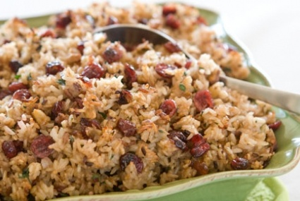 Wild Rice and Cranberry Stuffing with Walnuts | Whole Foods Market ...
