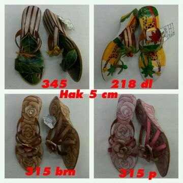 #Sandal Ethic 5cm made in Bali-Indonesia#