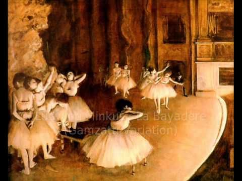 Ballet music pieces transcripted for Piano - 2/3