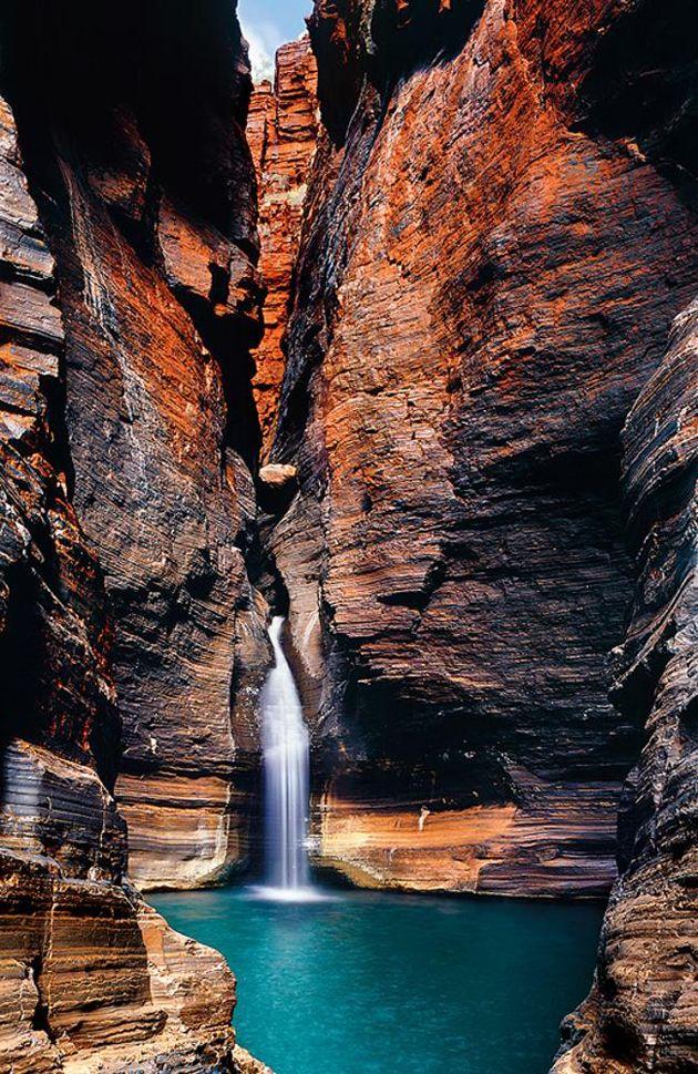Emerald Waters ~ Karijini National Park, Australia