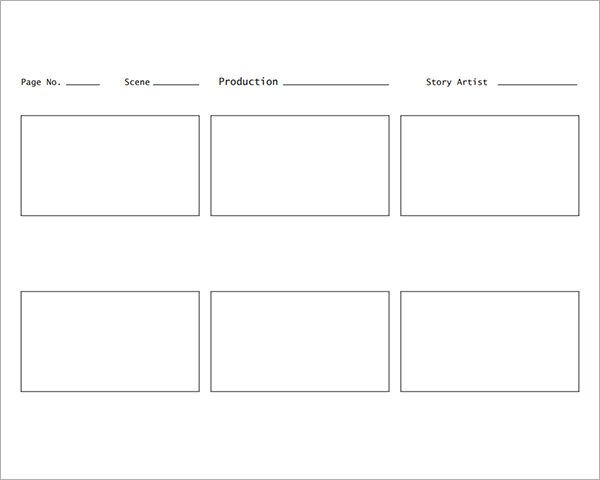 Best 25+ Storyboard Pdf Ideas On Pinterest