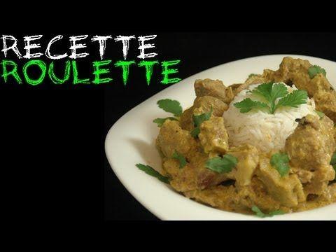 Curry d'agneau à l'indienne - Recette de cuisine Marmiton : une recette