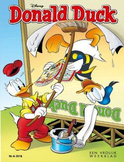 Donald Duck aanbieding. Lees Donald Duck, het vrolijk weekblad, nu met  korting op de prijs van losse Donald Ducks in de winkel. Inclusief digitale toegang zodat je 'm ook op je tablet en telefoon kunt lezen. Handig!