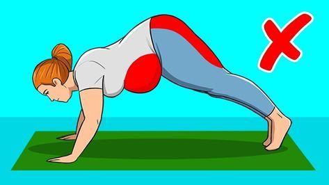 6 effektive Abnehm-Übungen für Frauen - YouTube