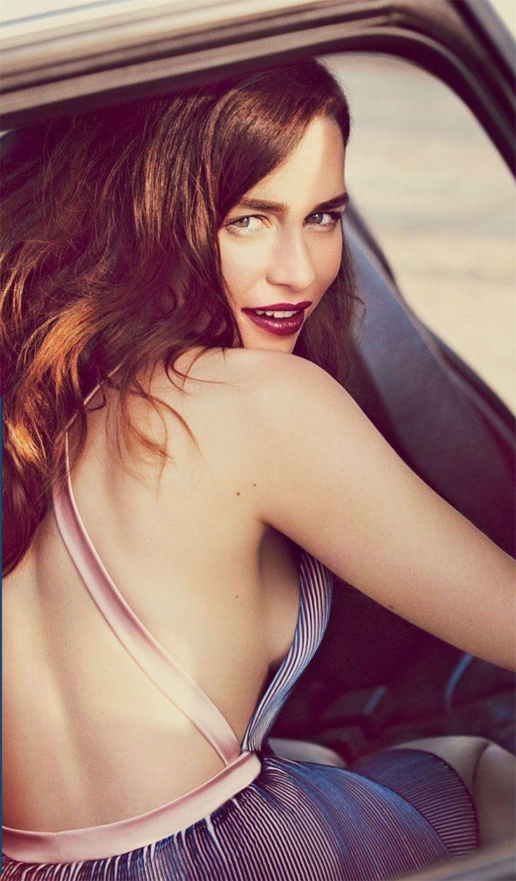 1000 images about emilia clarke on pinterest emilia - Emilia Clarke Una Espectacular Actriz Que Siempre Llamar La Atenci N Glamour Estilos