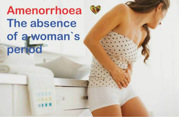 Amenorrhoea – Natural Remedies For Absence Of Menstrual Bleeding