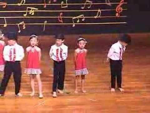 Kids Performance - Let's twist again - YouTube