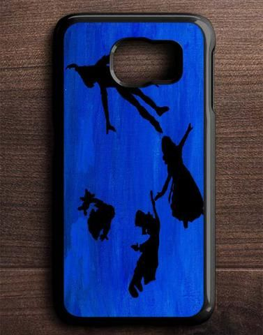 Peterpan Second Star To The Right Samsung Galaxy S6 Edge Case