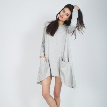 pouch tunic