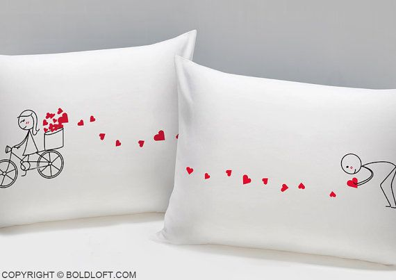 All My Love for You™ Couple PillowcasesCouples by BoldLoft on Etsy