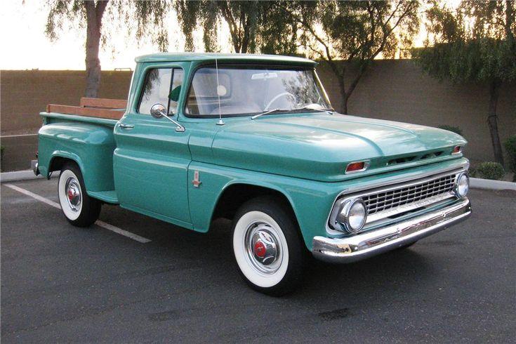 1963 Chevrolet C-10 Pickup Truck