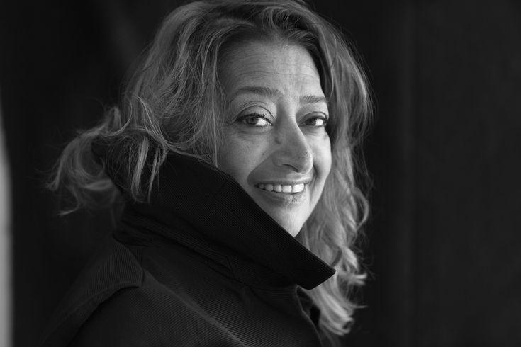 A great architect. A great master. Andromeda's goodbye to Dame Zaha Hadid.