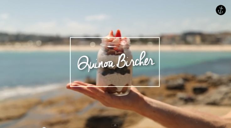 Quinoa Bircher (Recipe) The perfect breakfast recipe to prep and have in the fridge on those busy mornings!