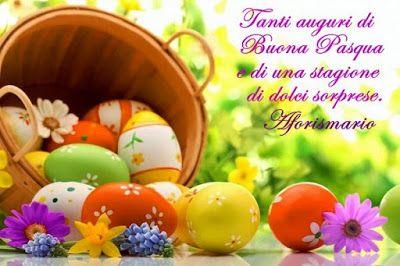 Aforismario®: Frasi per Auguri di Pasqua