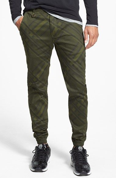PUBLISH BRAND 'Bancroft' Print Jogger Pants available at #Nordstrom