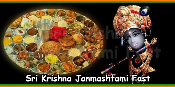 Sri Krishna Janmashtami Fast