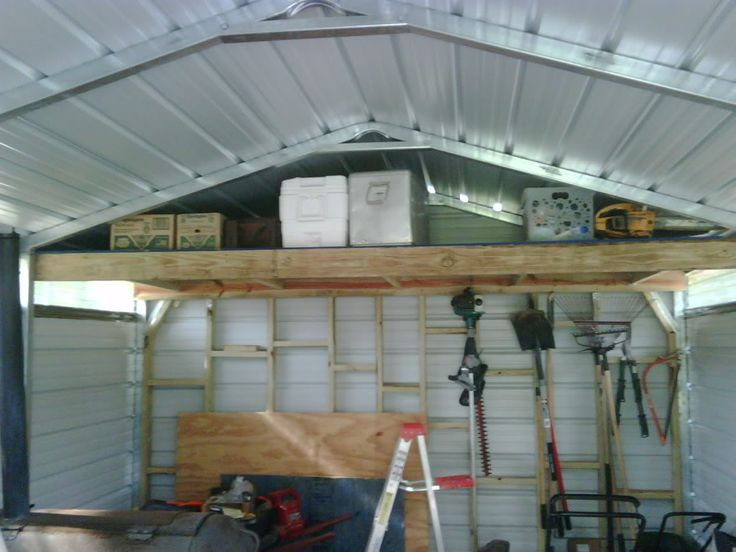 how to organize my steel carport | The nature light in the day.