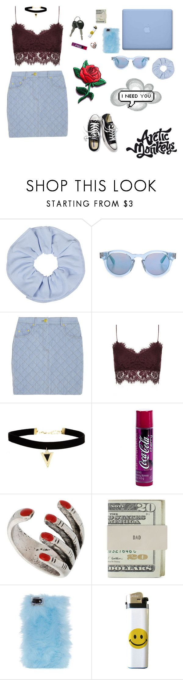"""stacys mom"" by wallowingwillow ❤ liked on Polyvore featuring Sunday Somewhere, Moschino, Topshop, ASOS, Jack Spade, Skinnydip and Victoria's Secret"