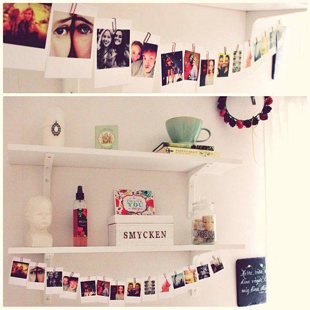 decoração de quartos tumblr Pesquisa Google Ideias